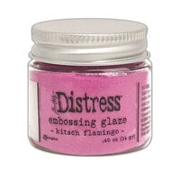Ranger Ink - Tim Holtz - Distress Embossing Glaze - Kitsch Flamingo