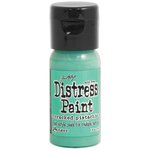 Ranger Ink - Tim Holtz - Distress Paint - Mini - Flip Cap - Cracked Pistachio