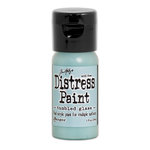 Ranger Ink - Tim Holtz - Distress Paint - Mini - Flip Cap - Tumbled Glass