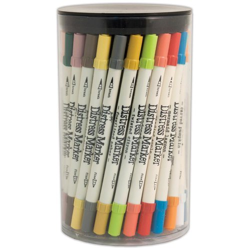 Ranger Ink Distress Markers 61 pc set