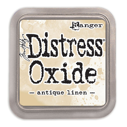 Ranger Ink - Tim Holtz - Distress Oxides Ink Pads - Antique Linen