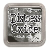 Ranger Ink - Tim Holtz - Distress Oxides Ink Pads - Black Soot