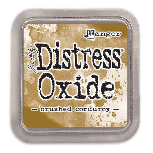 Ranger Ink - Tim Holtz - Distress Oxides Ink Pads - Brushed Corduroy