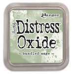 Ranger Ink - Tim Holtz - Distress Oxides Ink Pads - Bundled Sage