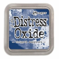 Ranger Ink - Tim Holtz - Distress Oxides Ink Pads - Chipped Sapphire