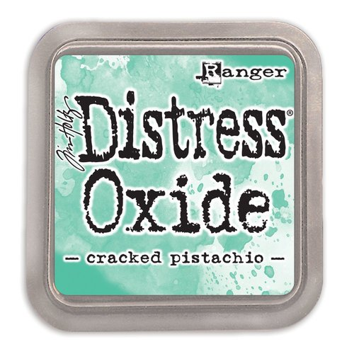 Distress Oxide- Cracked Pistachio