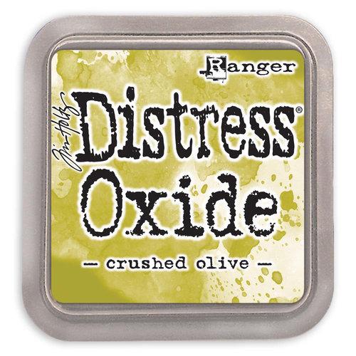 Ranger Ink - Tim Holtz - Distress Oxides Ink Pads - Crushed Olive