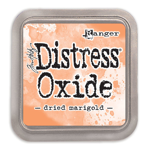 Ranger Ink - Tim Holtz - Distress Oxides Ink Pads - Dried Marigold