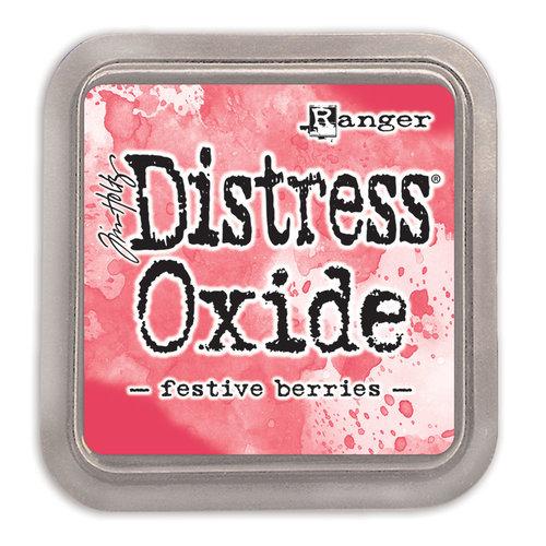 Ranger Ink - Tim Holtz - Distress Oxides Ink Pads - Festive Berries
