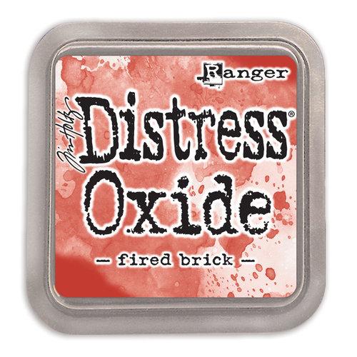 Ranger Ink - Tim Holtz - Distress Oxides Ink Pads - Fired Brick