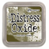 Ranger Ink - Tim Holtz - Distress Oxides Ink Pads - Forest Moss