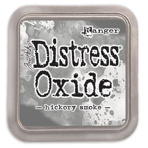 Ranger Ink - Tim Holtz - Distress Oxides Ink Pads - Hickory Smoke