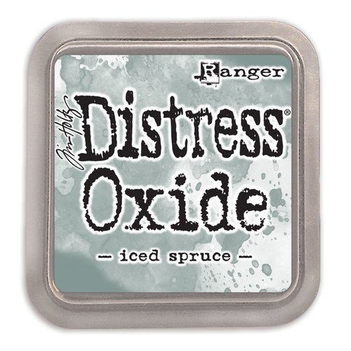 Ranger Ink - Tim Holtz - Distress Oxides Ink Pads - Iced Spruce