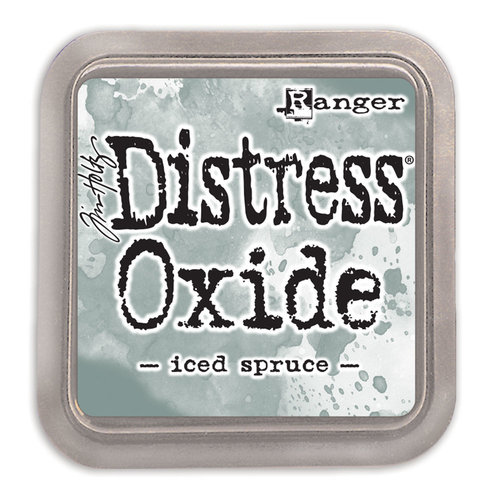 Tim Holtz Distress Oxides Ink Pads - Iced Spruce