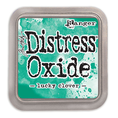 Ranger Ink - Tim Holtz - Distress Oxides Ink Pads - Lucky Clover