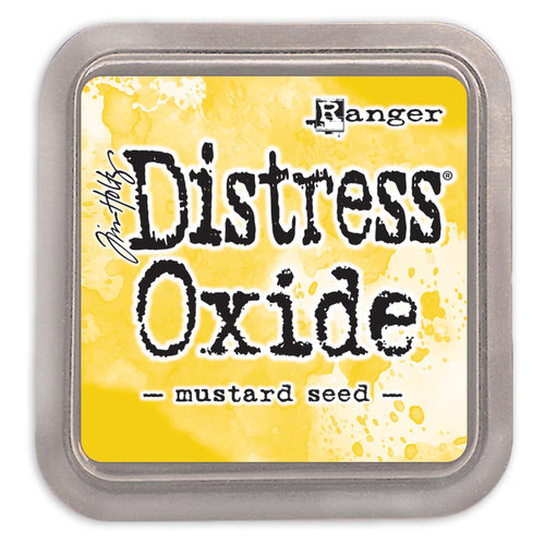 Ranger Ink - Tim Holtz - Distress Oxides Ink Pads - Mustard Seed