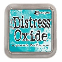 Ranger Ink - Tim Holtz - Distress Oxides Ink Pads - Peacock Feathers