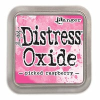 Ranger Ink - Tim Holtz - Distress Oxides Ink Pads - Picked Raspberry