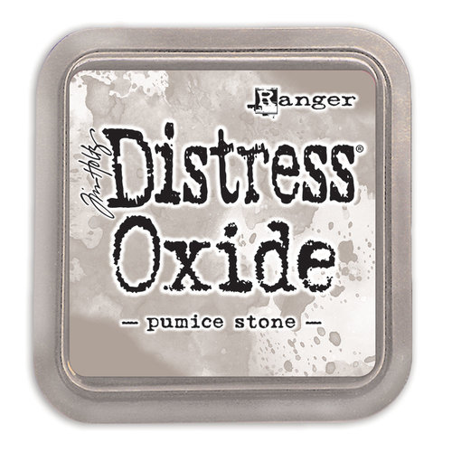 Ranger Ink - Tim Holtz - Distress Oxides Ink Pads - Pumice Stone
