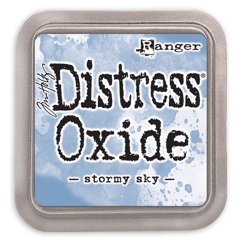 Ranger Ink - Tim Holtz - Distress Oxides Ink Pads - Stormy Sky