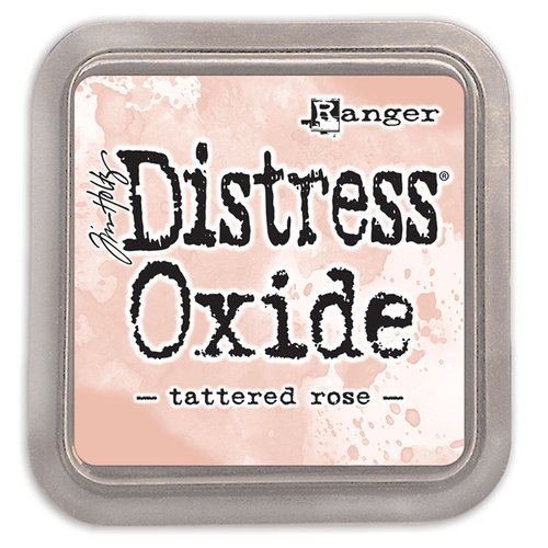 Ranger Ink - Tim Holtz - Distress Oxides Ink Pads - Tattered Rose