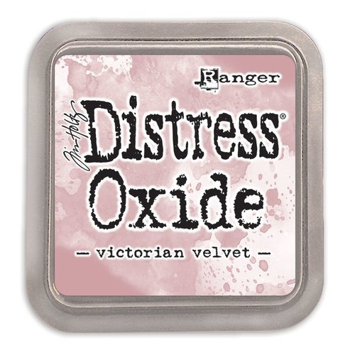 Ranger Ink - Tim Holtz - Distress Oxides Ink Pads - Victorian Velvet