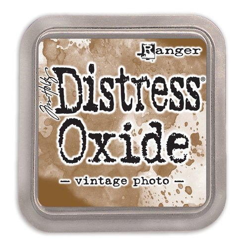 Ranger Ink - Tim Holtz - Distress Oxides Ink Pads - Vintage Photo