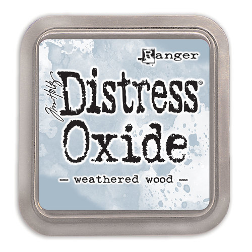 Ranger Ink - Tim Holtz - Distress Oxides Ink Pads - Weathered Wood