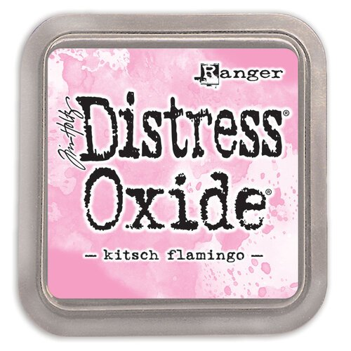 Ranger Ink - Tim Holtz - Distress Oxide Ink Pads - Kitsch Flamingo