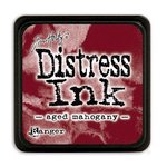 Ranger Ink - Tim Holtz - Distress Ink Pads - Mini - Aged Mahogany