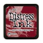 Ranger Ink - Tim Holtz - Distress Ink Pads - Mini - Aged Mahogany
