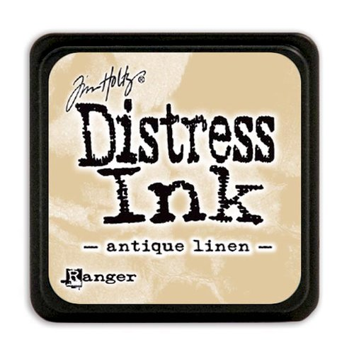 Ranger Ink - Tim Holtz - Distress Ink Pads - Mini - Antique Linen