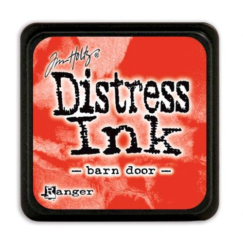 Ranger Ink - Tim Holtz - Distress Ink Pads - Mini - Barn Door