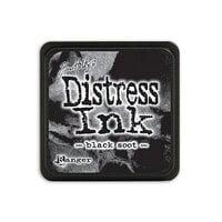 Ranger Ink - Tim Holtz - Distress Ink Pads - Mini - Black Soot