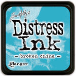 Ranger Ink - Tim Holtz - Distress Ink Pads - Mini - Broken China