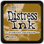 Ranger Ink - Tim Holtz - Distress Ink Pads - Mini - Brushed Corduroy