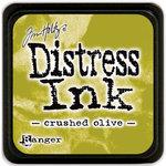 Ranger Ink - Tim Holtz - Distress Ink Pads - Mini - Crushed Olive