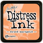 Ranger Ink - Tim Holtz - Distress Ink Pads - Mini - Dried Marigold