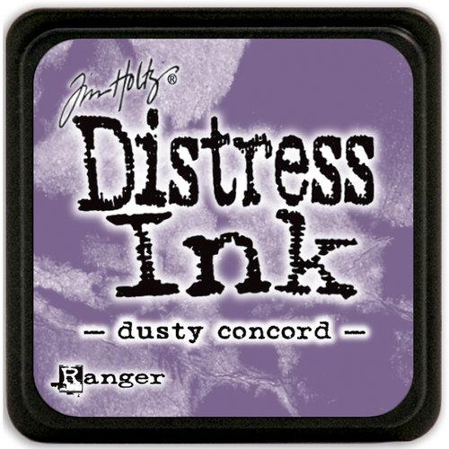 Ranger Ink - Tim Holtz - Distress Ink Pads - Mini - Dusty Concord