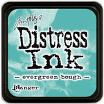 Distress Ink pad Evergreen Bough