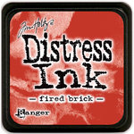 Ranger Ink - Tim Holtz - Distress Ink Pads - Mini - Fired Brick