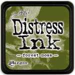 Ranger Ink - Tim Holtz - Distress Ink Pads - Mini - Forest Moss