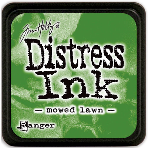 Distress Ink Mini - Mowed Lawn