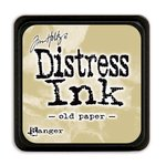 Ranger Ink - Tim Holtz - Distress Ink Pads - Mini - Old Paper