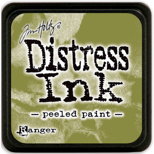 Peeled Paint Distress Ink Mini