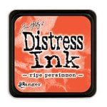 Ranger Ink - Tim Holtz - Distress Ink Pads - Mini - Ripe Persimmon