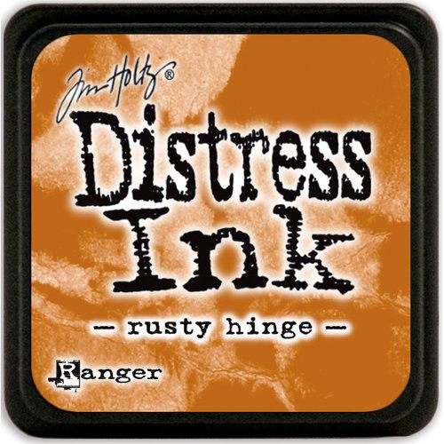 Ranger Ink - Tim Holtz - Distress Ink Pads - Mini - Rusty Hinge