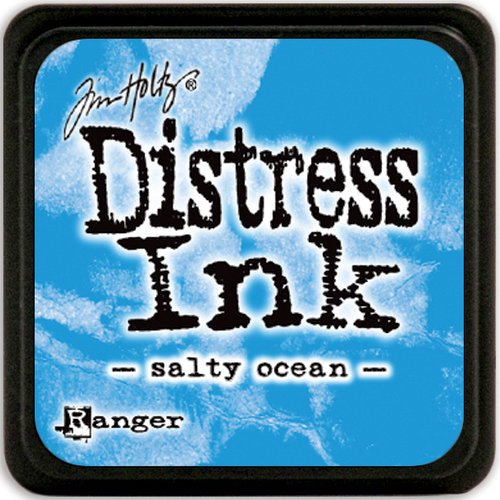 Distress Ink Mini - Salty Ocean