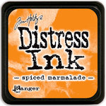 Ranger Ink - Tim Holtz - Distress Ink Pads - Mini - Spiced Marmalade