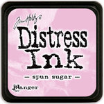 Ranger Ink - Tim Holtz - Distress Ink Pads - Mini - Spun Sugar